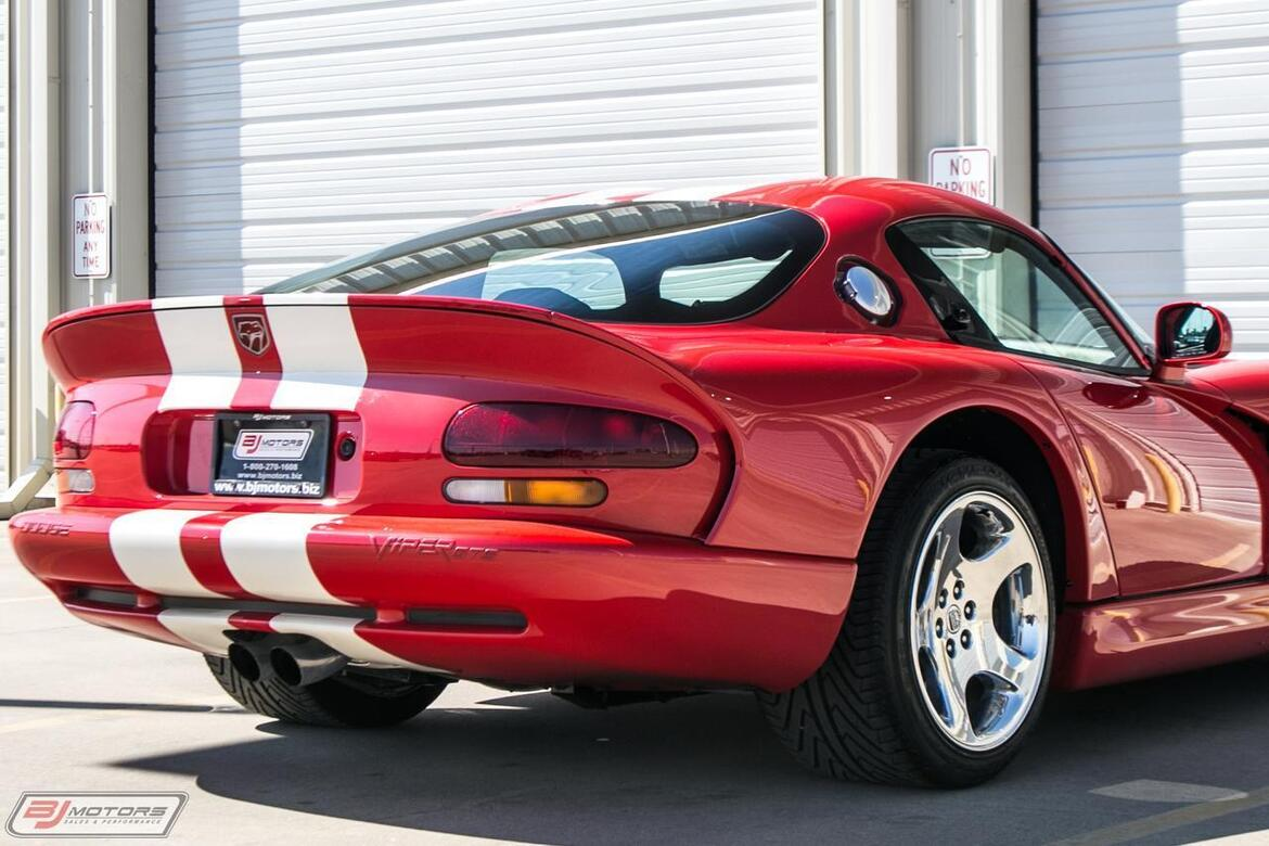 2002 Dodge Viper FE GTS FINAL EDITION Tomball TX