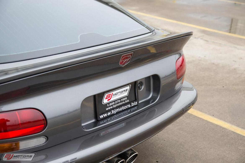 2002 Dodge Viper GTS Tomball TX