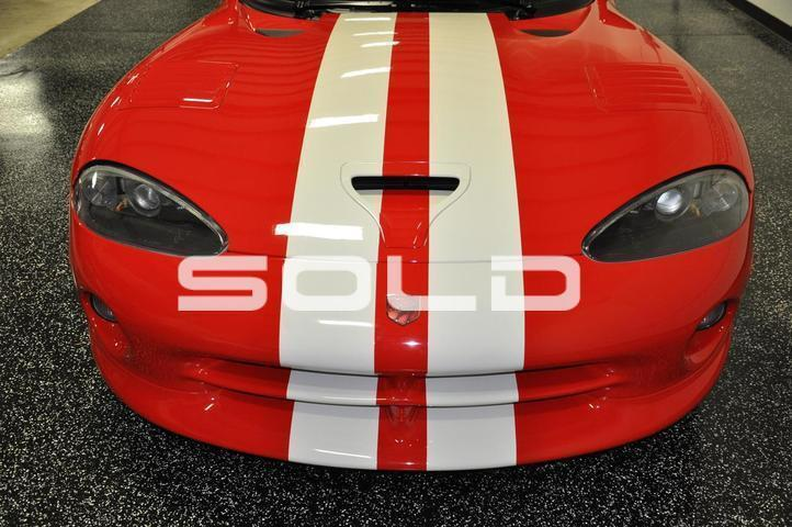 2002 Dodge Viper GTS Final Edition Tomball TX