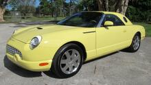 FORD THUNDER BIRD w/Hardtop Deluxe 2002