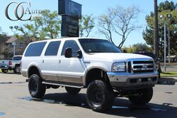 Ford EXCURSION 7.3L POWERSTORKE DIESEL 4X4 LIMITED LIFTED LOADED 2002