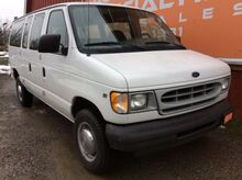2002_Ford_Econoline_E-350 XL Super Duty_ Spokane WA