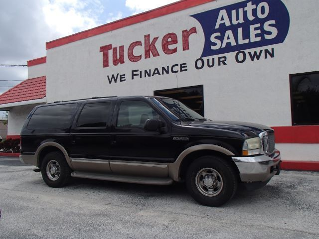 Ford Excursion Limited Wd Orlando Fl