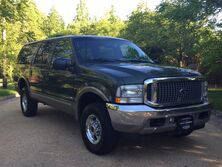 Ford Excursion Limited 2002