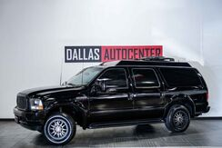 2002_Ford_Excursion_Limited Ultimate 6.8L 4WD becker automotive design_ Carrollton TX