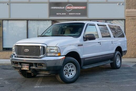2002 Ford Excursion XLT Hamilton NJ