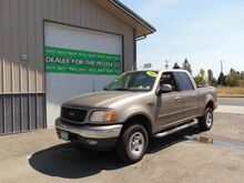 2002_Ford_F-150_XLT SuperCrew Short Bed 4WD_ Spokane Valley WA