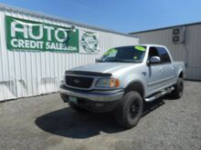 2002 Ford F-150 XLT SuperCrew Short Bed 4WD Spokane Valley WA