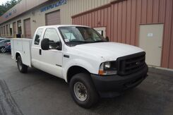 2002_Ford_F 250 UTILITY BED WITH 7.3_TURBO DIESEL_ Charlotte NC