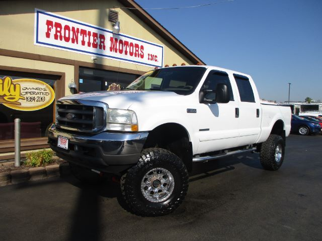 2002 Ford F-350 SD Lariat Crew Cab 4WD Middletown OH