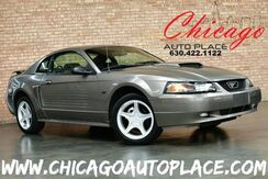 2002_Ford_Mustang_GT Premium Coupe - 4.6L 260HP V8 ENGINE 5-SPEED MANUAL TRANSMISSION REAR WHEEL DRIVE GRAY CLOTH SPORT SEATS_ Bensenville IL