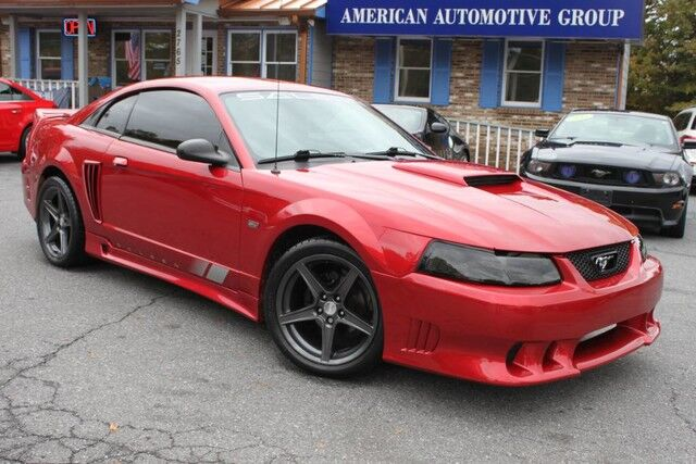 2002 Ford Mustang GT SALEEN Mooresville NC