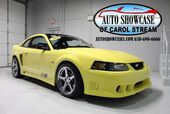 2002 Ford Mustang SALEEN S281 SUPERCHARGED