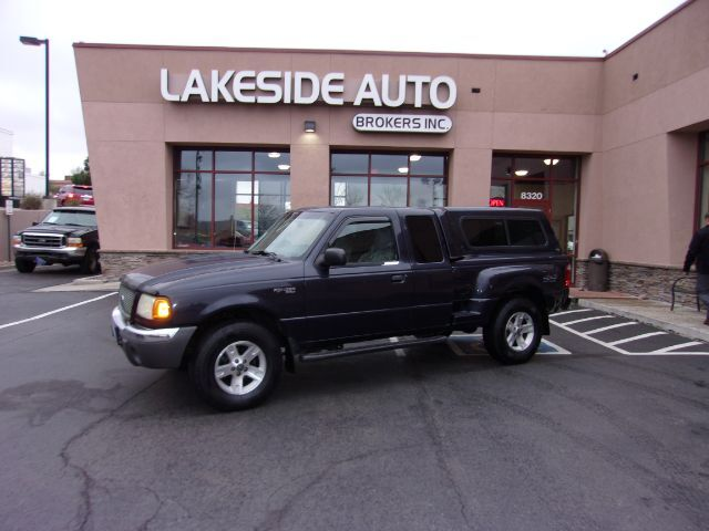 2002 Ford Ranger Xlt Supercab 4wd 389a Colorado Springs