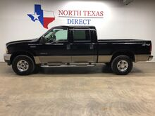 2002_Ford_Super Duty F-250_Lariat 4x47.3 Diesel Crew Short Bed Low Miles Leather_ Mansfield TX