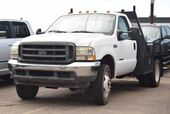 2002 Ford Super Duty F-550 DRW XL
