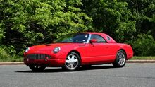 2002_Ford_Thunderbird_Convertible w/Hardtop Deluxe_ Charlotte NC