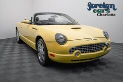 2002_Ford_Thunderbird_w/Hardtop Deluxe_ Hickory NC