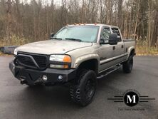 GMC Sierra 2500HD SL Crew Cab Long Bed 4WD 2002