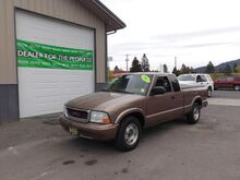2002_GMC_Sonoma_SL Ext. Cab 2WD_ Spokane Valley WA