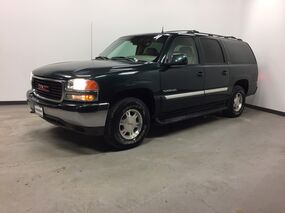 GMC Yukon XL SLT 2002