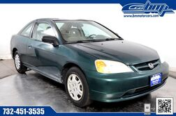 Honda Civic Coupe LX 2002
