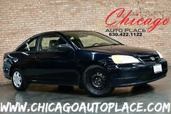 2002_Honda_Civic_LX - 1.7L I4 ULEV-CERTIFIED ENGINE FRONT WHEEL DRIVE GRAY CLOTH INTERIOR POWER OPTIONS_ Bensenville IL