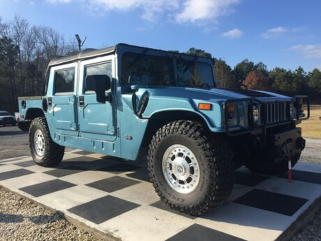 2002 Hummer H1 4d SUV Open Top Outer Banks NC