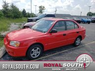 2002 Hyundai Accent GL Bloomington IN