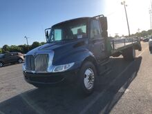 2002_International_4300_NON-CDL LANDSCAPE/EQUIPMENT BED W/RAMPS_ Charlotte NC