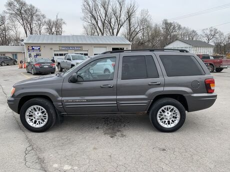 2002 Jeep Grand Cherokee Limited Glenwood IA