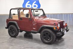 2002_Jeep_Wrangler_BLACKED OUT 15'' WHEELS/ COOPER 31X10.50 TIRES! 4WD! HARD TOP! 4.0L V6! ONLY 119,743 MILES!!_ Norman OK