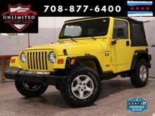 2002_Jeep_Wrangler_X_ Bridgeview IL