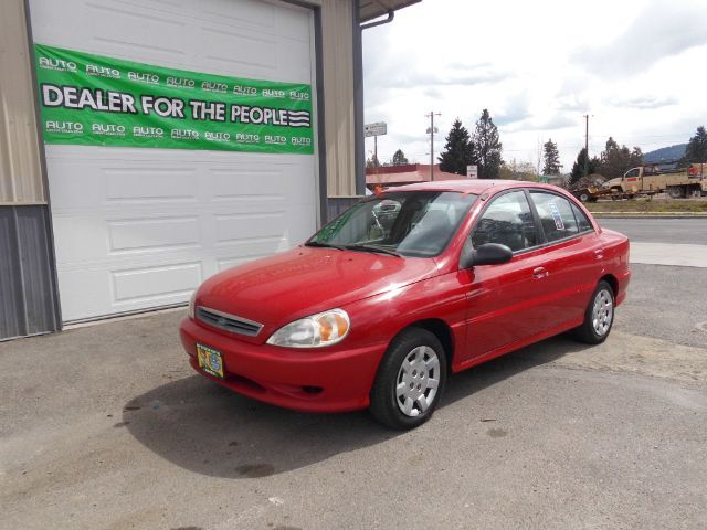 2002 Kia Rio Sedan Spokane Valley WA