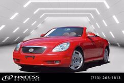 2002_Lexus_SC 430_Convertible_ Houston TX
