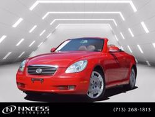 Lexus SC 430 Convertible 2002