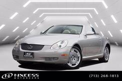 2002_Lexus_SC 430_Coupe Convertible Clean Trade!_ Houston TX