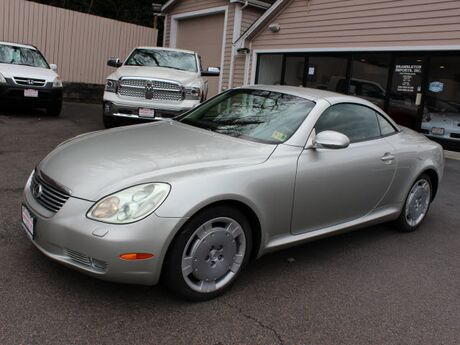 2002 Lexus SC 430 Roanoke VA