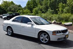Lincoln LS V8 w/Base Pkg 2002