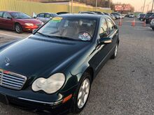2002_Mercedes-Benz_C-Class_C240 Sedan_ Brandywine MD