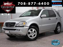 2002_Mercedes-Benz_M-Class_ML320_ Bridgeview IL