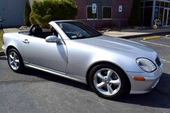 2002_Mercedes-Benz_SLK-Class_3.2L_ Easton PA
