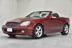 2002_Mercedes-Benz_SLK-Class_3.2L_ Englewood CO
