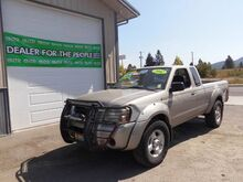 2002_Nissan_Frontier_SC-V6 King Cab 4WD_ Spokane Valley WA