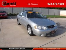 Nissan Sentra GXE 2002