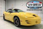 2002 Pontiac Firebird Trans Am Ram Air Collectors Edition