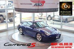 Porsche 911 Carrera 4S 2002