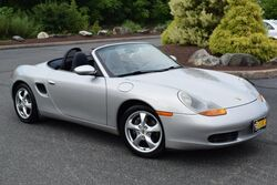 Porsche Boxster 5-Speed 2002