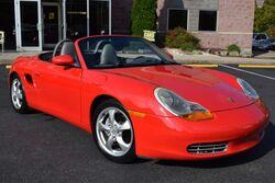 Porsche Boxster 5-Speed 2002