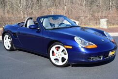 2002_Porsche_Boxster S_6-Speed_ Easton PA